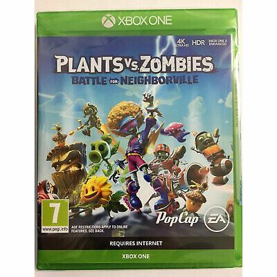 Plants Vs Zombies Battle For Neighborville XBOX ONE IN STOCK New & Sealed