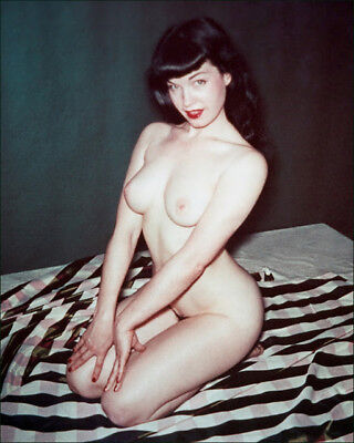 Vintage Bettie Page Photo 629 Oddleys Strange & Bizarre 4 x 6