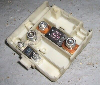 Bmw E46 Compact Main Fuse Box (Mega Fuse) With Fuses In Good Order