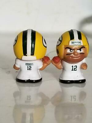 NFL Teenymates series 8 Color Rush Aaron Rodgers Green Bay Packers