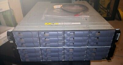 44 TB | NetApp DS4246 Disk Shelf |  7.2K 6Gbs SAS Disks Included