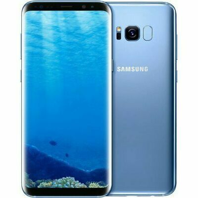 Samsung Galaxy S8 SM-G950F 64GB Unlocked Smartphone all Colours Grades UK