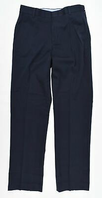 TOMMY HILFIGER Boys' Kids' Smart Trousers, Pants, Navy Blue, sizes 8 12 14 Years