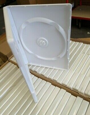 Wii / PC / DVD replacement cases white x 29