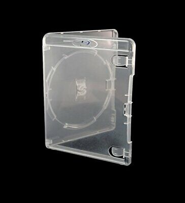 Playstation 3 Blue-ray replacement case clear x 82 - JOB LOT BULK
