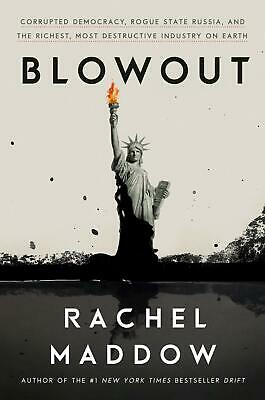🔥 Blowout: Corrupted Democracy by Rachel Maddow ⚡ Fast Dilevery ⚡