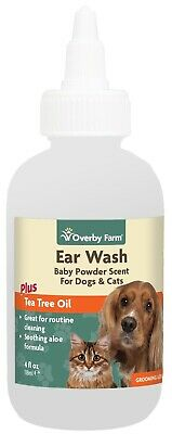 118mls Ear Wash For Cats & Dogs Liquid