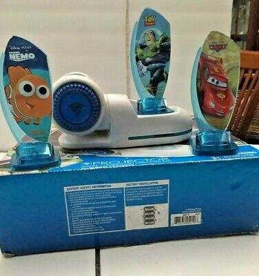 Storytime Theater Projector Press N' Play With Disney Toy Story, Nemo, Cars