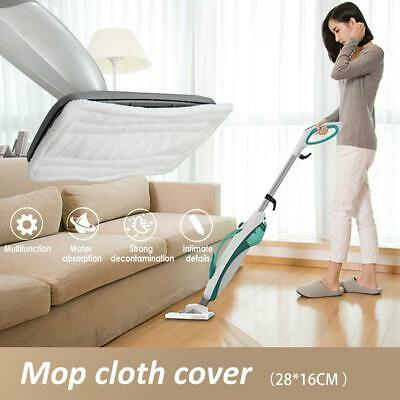 Microfibre Steam Mop Floor Washable Replacement Pads for S3111/01 XT3010