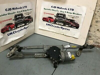 Chrysler Voyager 2008-20012 Front Wiper Motor & Linkage