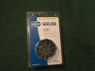 New JABSCO Impeller Profile Y 17937-0001-P  ~ Aisle K