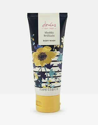 Joules Home Body Wash 75ml in FRENCH NAVY Cream FLORAL in One Size