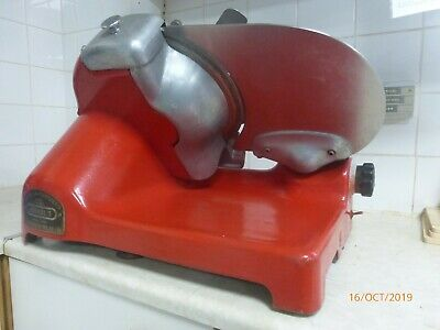 Berkel and Parnall's Catering Meat Slicer