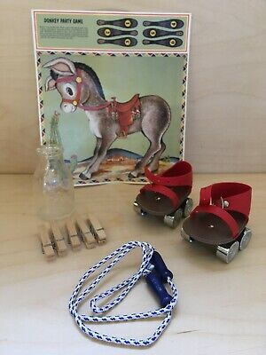 Pleasant Company American Girl Molly Party Games Set
