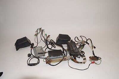 80's honda goldwing aspencade stereo radio system gold wing