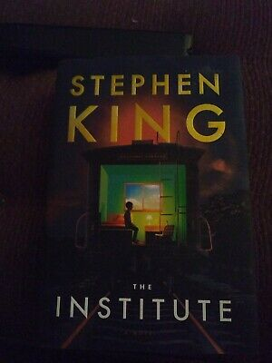 The Institute:A Novel by Stephen King (Hardcover) 9/10/19