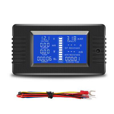PZEM-015 300A Battery Tester DC Voltage Current Power Capacity Internal And