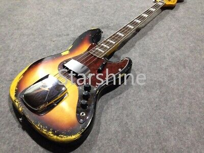 Hot Sell Handwork Relic Electric Bass JB Guitar Humbucker Pickups