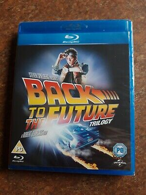 5050582788860 Back to the future trilogy blu ray