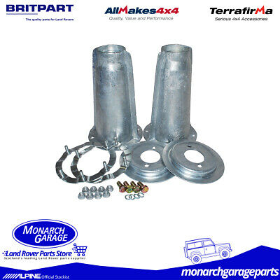 DA1186 Land Rover Discovery 1 Front Shock Absorber Galvanised Turret Kit