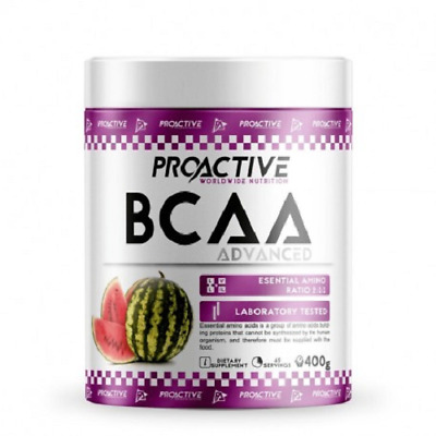 BCAA ADVANCED ProActive 400G CITRON
