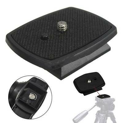 Tripod Quick Release Plate Screw Adapter Mount Head For DSLR Camera Universal