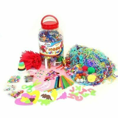 Grafix Mega Craft Jar Art Set (150298)
