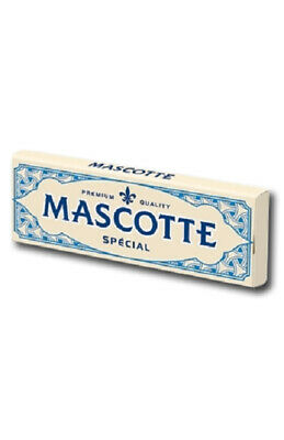 Mascotte Rolling Papers Special 50 Booklets Full Box