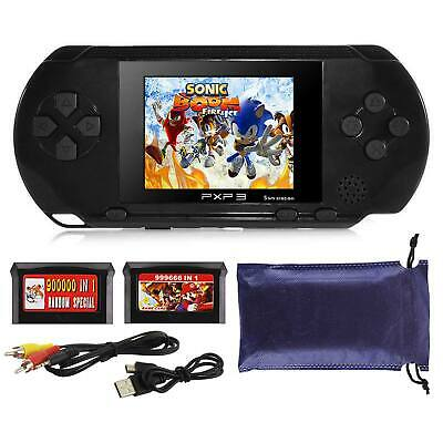PXP3 16 Bit Retro Video Game Console Handheld Portable Free Games Gift US Stock