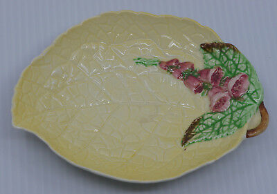 Vint. Carlton Ware, English Hand Painted Trinket, Candy Dish, Australian Design