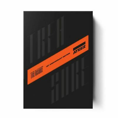 ATEEZ TREASURE EP.FIN : All To Action 1st ANNIVERSARY EDITION Ver Photobook+Etc