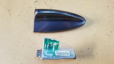 BMW E90 SALOON 318i 320D 330 M SPORT 05-08 ROOF SHARK FIN AERIAL ANTENNA & COVER