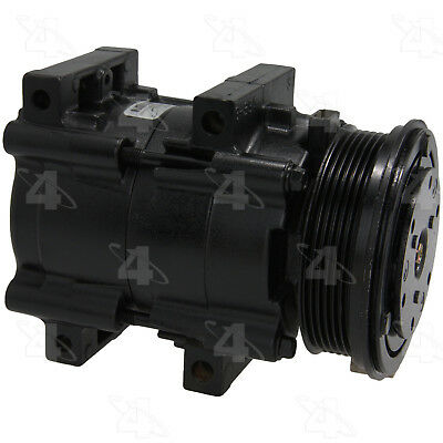 Remanufactured Compressor And Clutch   Four Seasons   97588
