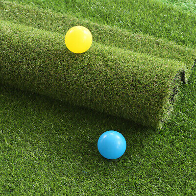 CLEARANCE Artificial Grass Astro Turf Fake Lawn Natural Garden - 15mm-30mm thick
