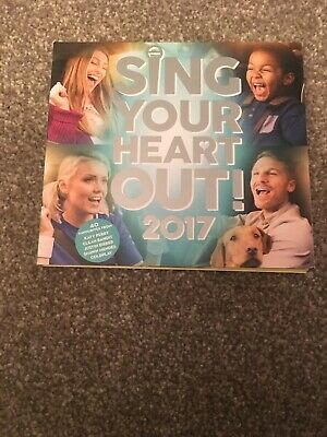 Various Artists - Sing Your Heart Out 2017 - Various Artists 2 CD