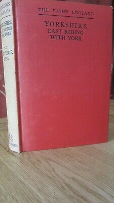 YORKSHIRE, EAST RIDING, YORK by A MEE 1950, ILLUSTRATED 128 PICTURES! VGC