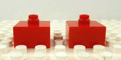2x2 Lego Duplo Item Turntable Swivel Base small red