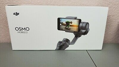 DJI Osmo Mobile 2 3-Axis Smartphone Camera Gimbal Stabilizer - Perfect Condition