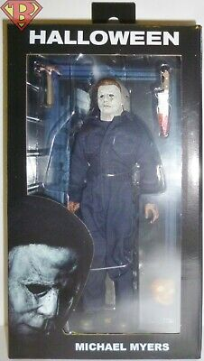 """MICHAEL MYERS Halloween (2018 Movie) 8"""" Scale Clothed Action Figure Neca 2019"""