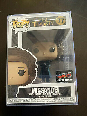 Nycc 2019 Missandei Game of Thrones funko pop Official Sticker