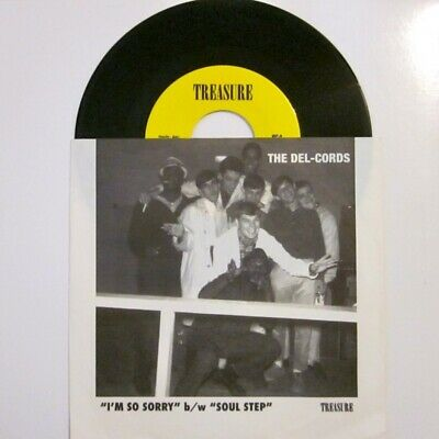Dogs / Delcords Soul Step Treasure 2nd Soul Northern Rocksteady