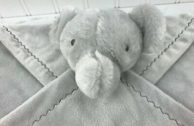 Edgehill Collection Gray Elephant Baby Security Blanket Dillards Lovey