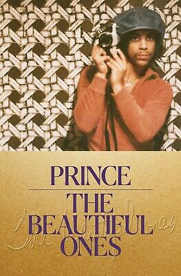 The Beautiful Ones Book Hardcover by Prince (Fast Delivery)