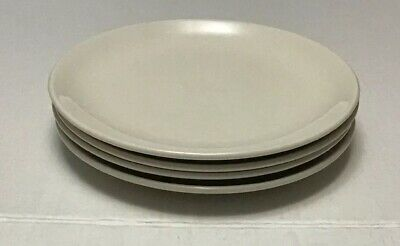 "4 Homer Laughlin Best China Restaurant Ware 9 1/4"" Luncheon Plates"