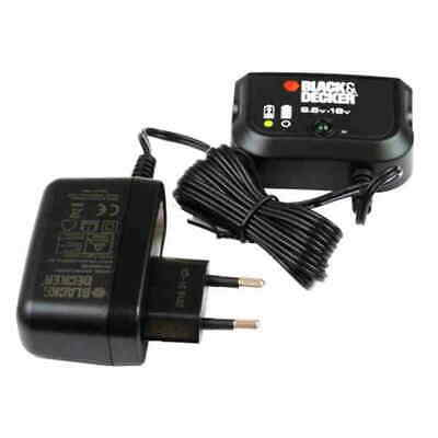 Chargeur de batterie 9.6V à 18V Ni-Cd & Ni-Mh BLACK DECKER alimentation