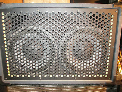 "90's WARWICK 2 x 10"" BASS CAB - 300 WATTS - made in GERMANY"