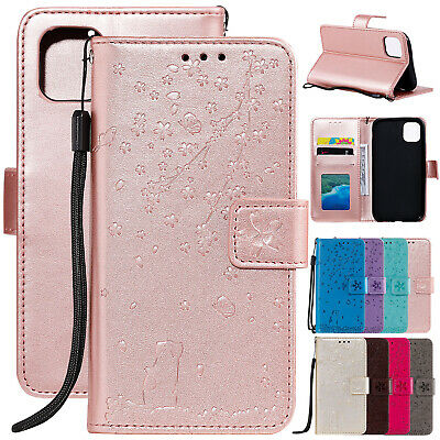 For iPhone 11 Pro Max 8+ 7 6s XS Max XR Case Leather Flip Magnetic Wallet Cover