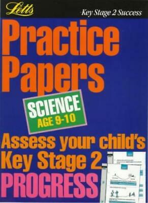 **OP**KS2 Practice Papers: Science 9-10: Age 9-10 (Key Stage 2 practice papers)