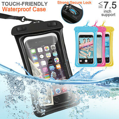 Floating Waterproof Underwater Phone Case Dry Bag Pouch iPhone 6 7 8 X XS 11 Max