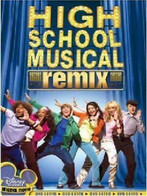 High School Musical - Remix Edition DVD (2007) Ashley Tisdale